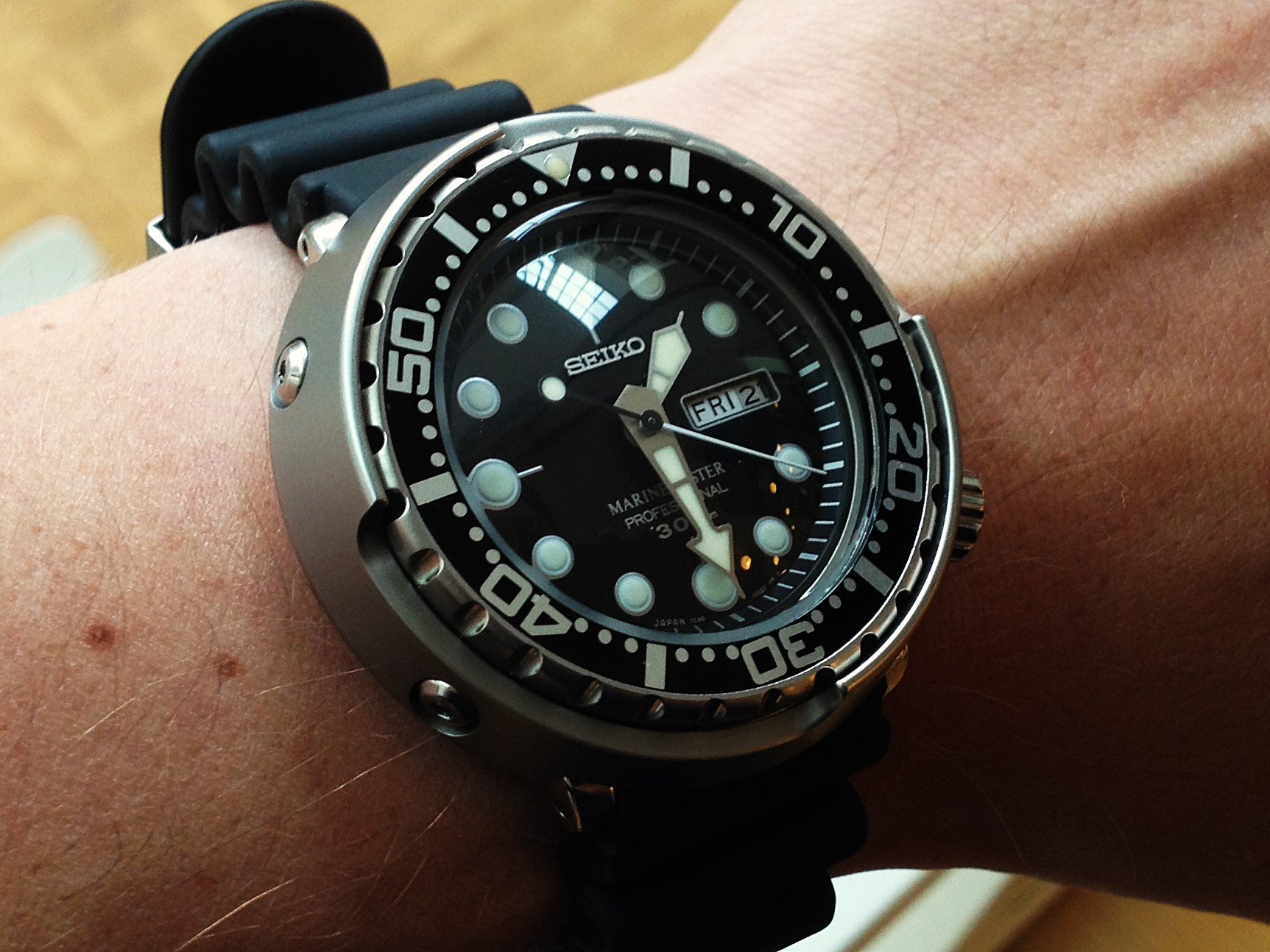 watch d4876 bc72c a watch flipper's diary: No 147 & 315 - Seiko SBBN017