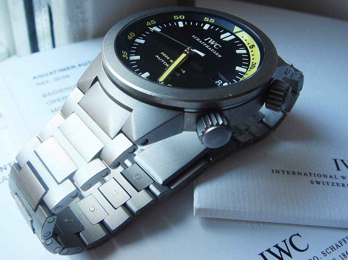 #93 - The IWC Aquatimer 3538.